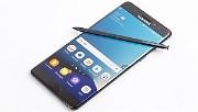 Galaxy Note 7 đang bốc khói trông như thế này