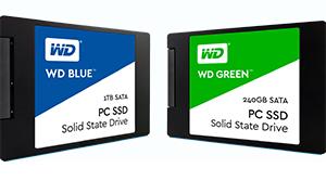 Cuối cùng Western Digital cũng đã ra mắt ổ cứng SSD