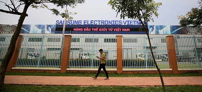 Bloomberg: Galaxy Note 7 bị khai tử ảnh hưởng xấu đến kinh tế Việt Nam