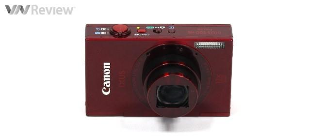 Đánh giá máy ảnh số Canon IXUS 500 HS