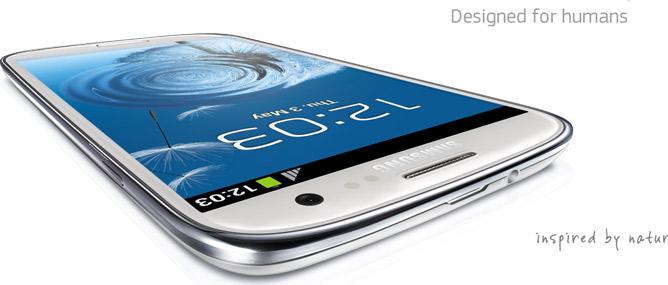 Samsung Galaxy S III chính thức ra mắt: lõi tứ, pin khủng