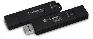 Kingston trình làng USB bảo mật mã hóa 256-bit