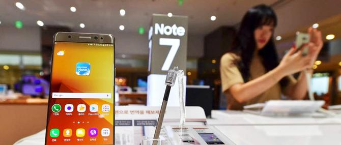 Nhìn từ câu chuyện Galaxy Note 7: Samsung vẫn được hưởng lợi