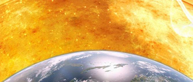Nếu nhiệt không thể truyền qua chân không, tại sao Mặt Trời lại nóng?