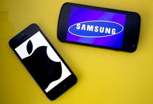 Apple sẽ sớm thu hẹp khoảng cách với Samsung