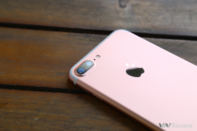 Đánh giá camera iPhone 7 Plus