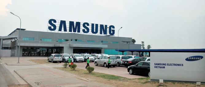 Scandal Samsung lan tới nhà máy ráp pin cho Galaxy Note 7 ở Việt Nam