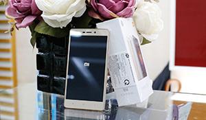Xiaomi Redmi 3S chính hãng: smartphone pin trâu giá 3,19 triệu đồng
