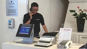 Samsung mở điểm đổi trả Galaxy Note 7 ngay tại sân bay
