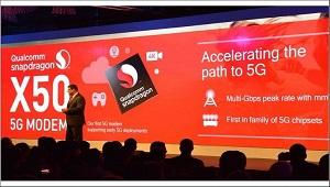 Qualcomm giới thiệu chip modem 5G Snapdragon X50
