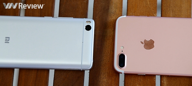 Đọ ảnh chụp giữa iPhone 7 Plus và Xiaomi Mi 5s