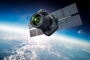 Canon sẽ đưa máy ảnh DSLR 5D chu du vũ trụ vào năm sau
