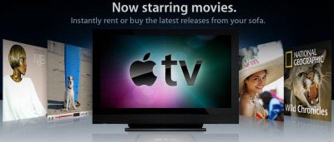 Apple TV sẽ không thể ra mắt trước 2014