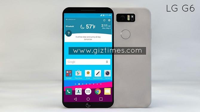 LG G6 sẽ không sử dụng thiết kế mô đun nữa?