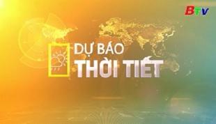 Thời tiết Hà Nội, TP. Hồ Chí Minh ngày và đêm 22/10/2016