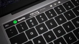 MacBook Pro mới sẽ dùng thanh cảm ứng OLED?