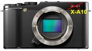 Máy ảnh mirrorless giá rẻ của Fujifilm lộ diện