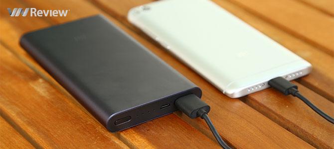 Tặng bạn đọc 5 viên pin Xiaomi Mi Powerbank 10.000 mAh (Gen 2)