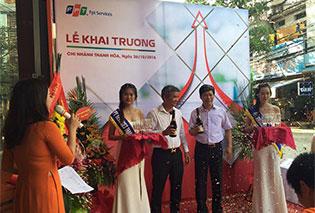 FPT Services khai trương trung tâm bảo hành thứ 15 tại Thanh Hóa
