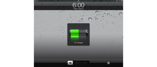 """iPad 2 """"giảm giá"""" có thời lượng pin tốt hơn bản cũ"""