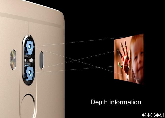 """ZTE Axon 7 Max chính thức trình làng: màn hình """"Naked 3D"""", camera kép"""