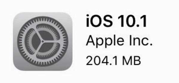 """iOS 10.1: Nâng cấp gặp vấn đề, nhưng không nâng cũng """"chết"""""""