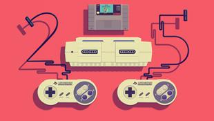 """Cách chơi các game """"huyền thoại"""" của NES, SNES trên máy tính"""
