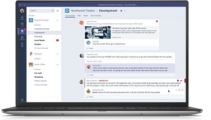 Microsoft công bố dịch vụ chat nhóm mới