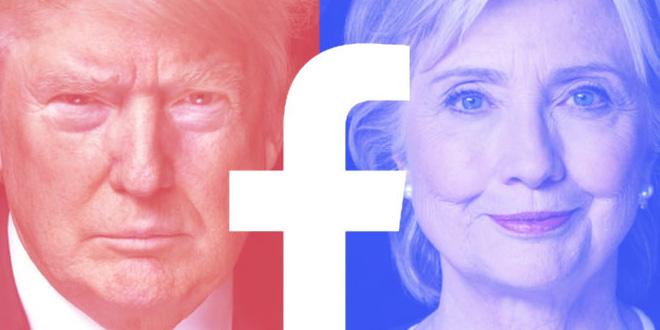 Donald Trump thạo mạng xã hội hơn Hillary Clinton