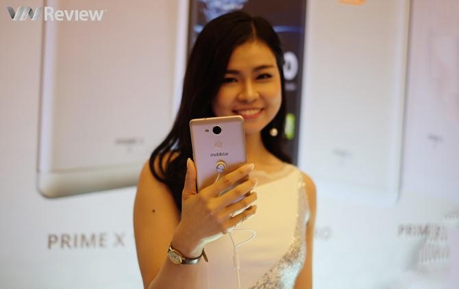 Mobiistar Prime X Pro: Quét mống mắt như Note 7, giá 7 triệu đồng