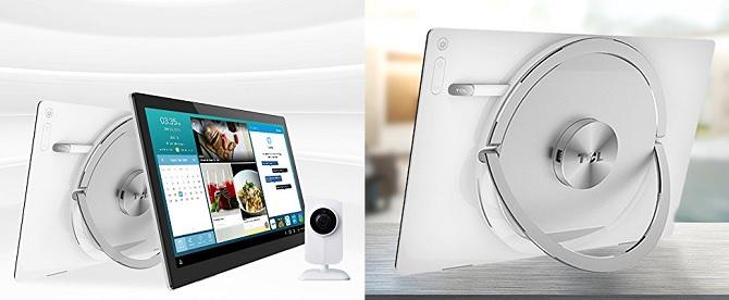 Alcatel ra mắt tablet màn hình khủng 17.3 inch, giá 500 USD