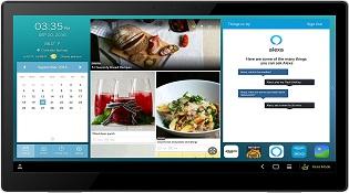 Alcatel công bố tablet 17.3 inch, giá 500 USD