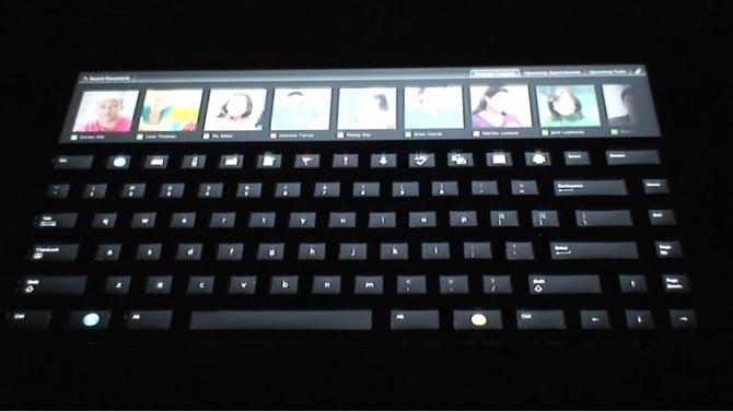 Microsoft có ý tưởng Touch Bar trước cả Apple