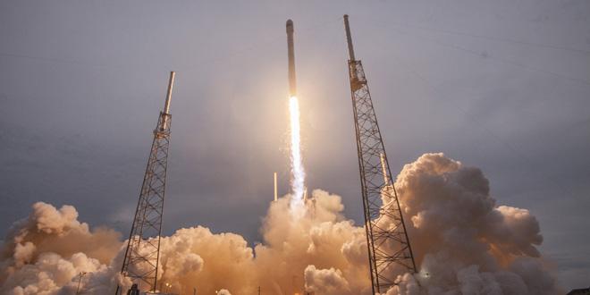 Elon Musk vén màn nguyên nhân gây nổ tàu Falcon 9