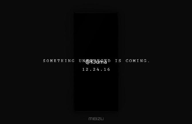 Đây là câu trả lời của Meizu dành cho Xiaomi Mi MIX?