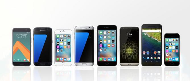 Toàn cảnh thị trường smartphone 2016: sự trỗi dậy của Trung Quốc