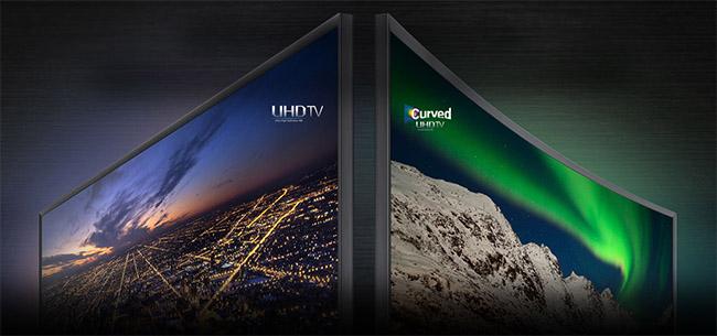 công nghệ màn hình tivi