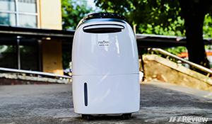 Trên tay máy hút ẩm Hàn Quốc LOTTE Feelinx LDF-170AE, giá 7,9 triệu đồng