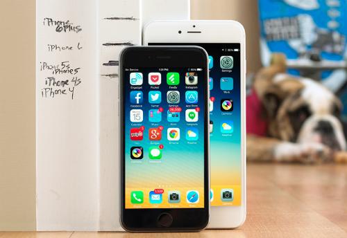 Giá iPhone 6 xách tay giảm bằng iPhone 5s