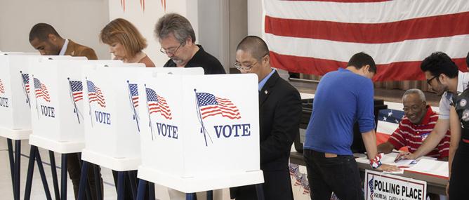 Điểm danh 4 công nghệ được áp dụng tại bầu cử Tổng thống Mỹ 2016