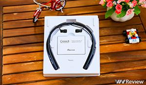 Trải nghiệm tai nghe Croise R model PBH– 200: đánh tạp khá, có mic chống ồn