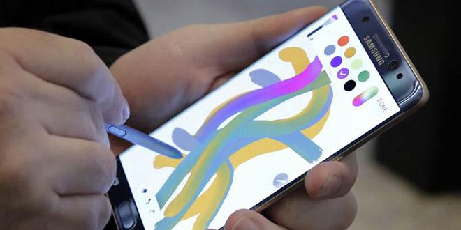 Samsung mua quảng cáo trên báo Mỹ để xin lỗi về Galaxy Note 7