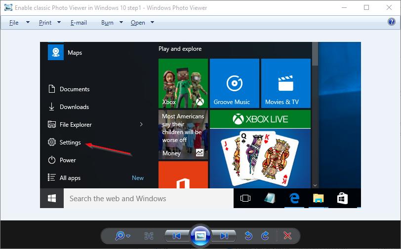 Phục hồi Windows Photo Viewer trên Windows 10 - VnReview - Tư vấn