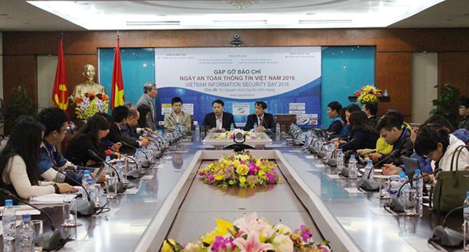 """Ngày An toàn thông tin Việt Nam bàn về """"Kỷ nguyên mới của an ninh mạng"""""""