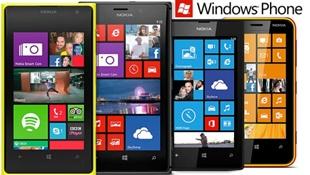 Windows Phone gần như mất tích trên bản đồ điện thoại di động