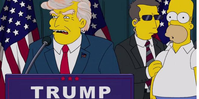Donald Trump được dự đoán là tổng thống Mỹ từ 16 năm trước