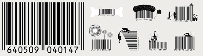 Điển hình chúng ta có mã 1D hay còn gọi là mã 1 chiều là các mã thường thấy  trên các bao bì, vỏ hộp sản phẩm với hình dạng các đường ...