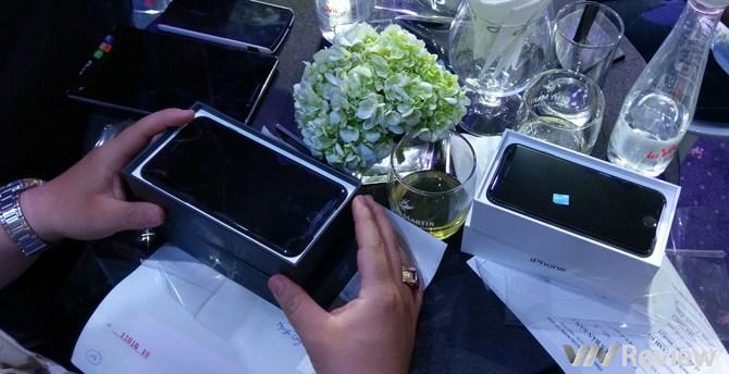 iPhone 7 và iPhone 7 Plus chính thức mở bán ở Việt Nam, giá từ 18,8 triệu đồng
