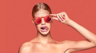 Snapchat bất ngờ bán ra kính thông minh Spectacles