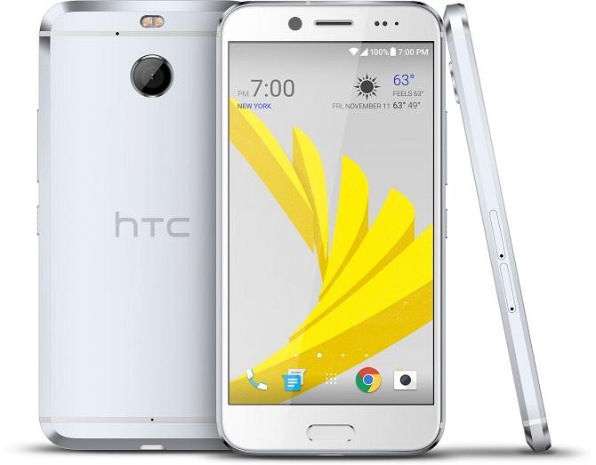 HTC Bolt chính thức ra mắt: thiết kế giống HTC 10, không có jack cắm tai nghe 3.5mm